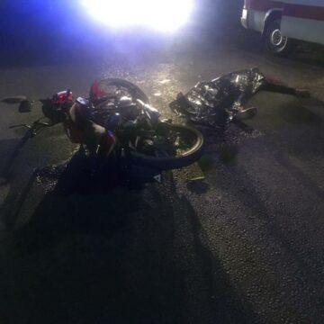 В Коломийському районі у ДТП загинув мотоцикліст