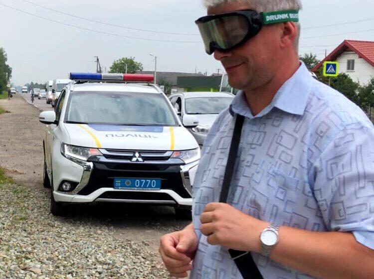 Прикарпатським водіям презентують алкоокуляри