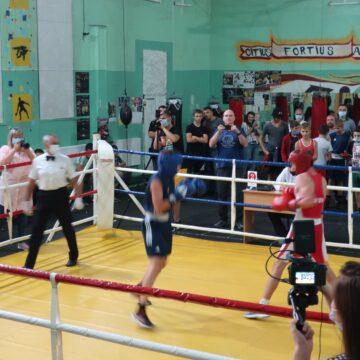 У Івано-Франківську відбувся Всеукраїнський боксерський турнір