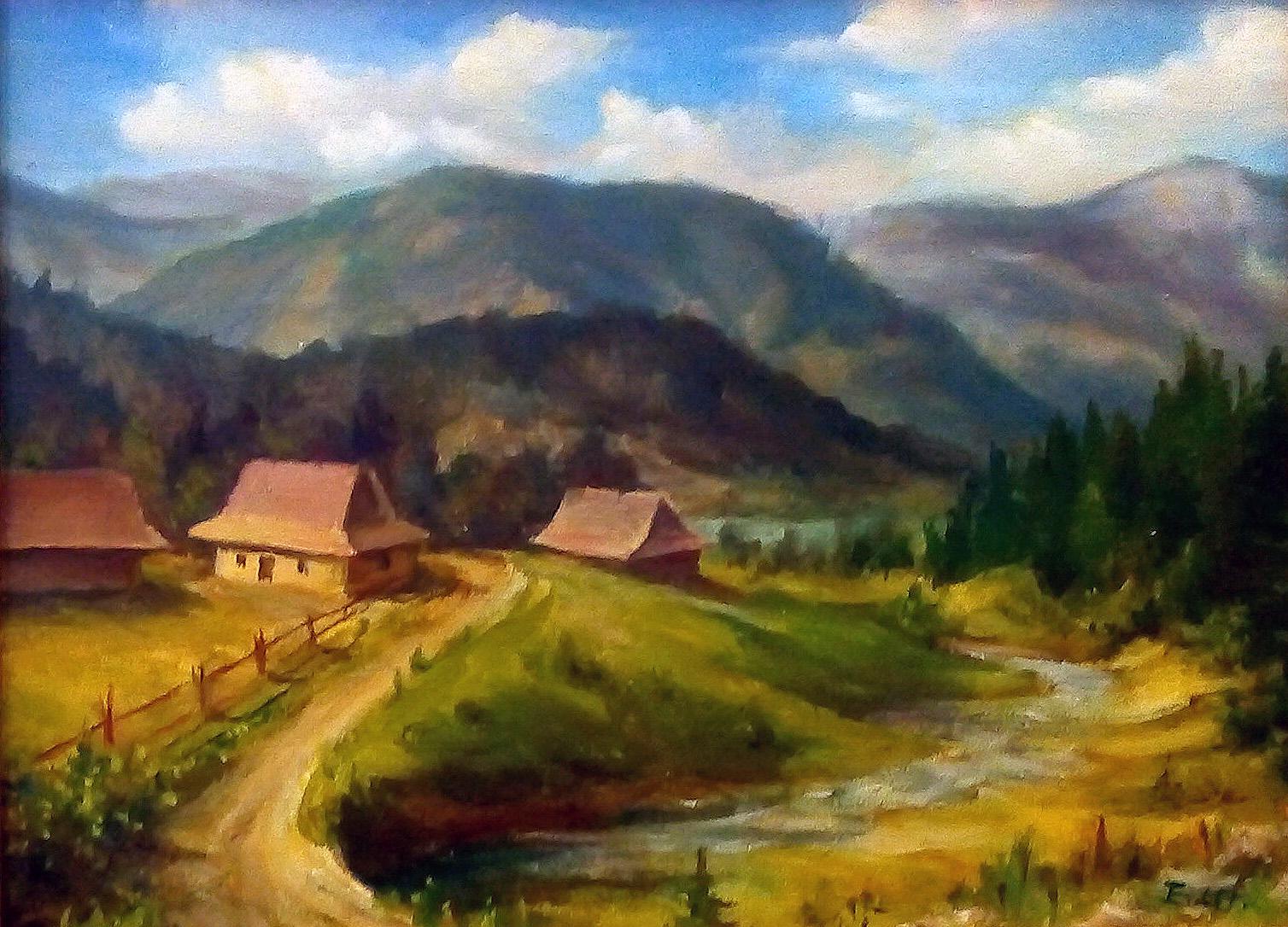 Які картини і за скільки купують в Івано-Франківську?