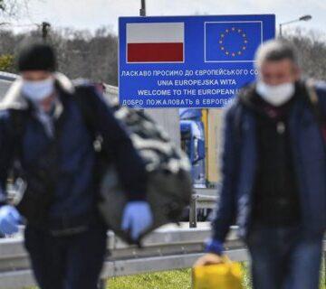 У Польщі третій день поспіль коронавірусний антирекорд – 658 випадків за добу
