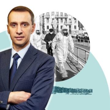 На коронавірус можуть захворіти 400 тисяч українців – головний санітарний лікар