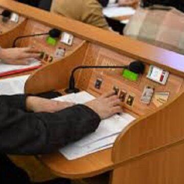 У п'ятницю в Івано-Франківську відбудеться чергова сесія міської ради