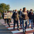 Обурені жителі Рожнятівщини перекрили трасу державного значення