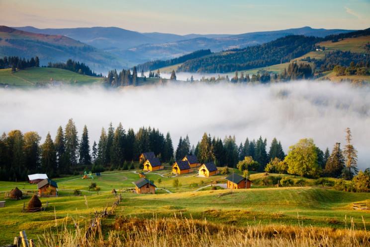На Коломийщині почали реалізацію амбітного туристичного проєкту