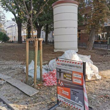 Нова розвантажувальна підстанція на Валах дасть змогу покращити якість і надійність електропостачання на трьох вулицях у центрі міста