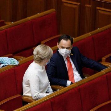 Верховна Рада скасувала найближчі пленарні засіданні через спалах коронавірусу