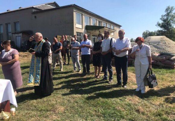 У Старуні будують нову амбулаторію за майже 4 мільйони гривень