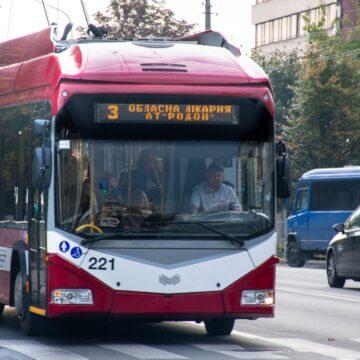 «Рогаті» поїдуть Бульварами: У Івано-Франківську з'явиться нова тролейбусна лінія