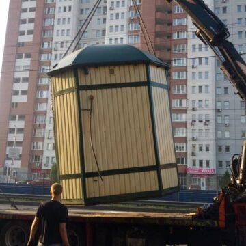 В Івано-Франківську демонтували  367 незаконно встановлених об'єктів