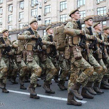 """У """"Слузі народу"""" пропонують скоротити українську армію – бракує грошей"""