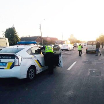 У Крихівцях внаслідок ДТП загинула пасажирка мопеда