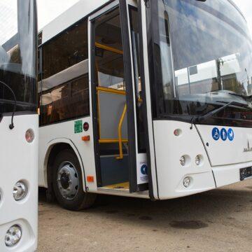 До кінця жовтня на вулиці Івано-Франківська виїдуть новенькі автобуси