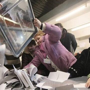 ЦВК вже попереджає про затяжний підрахунок голосів
