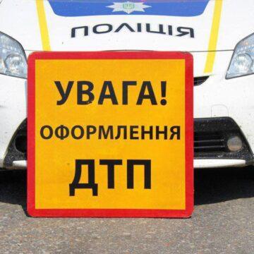 Травматична автопригода: у Городенці перекинувся легковик