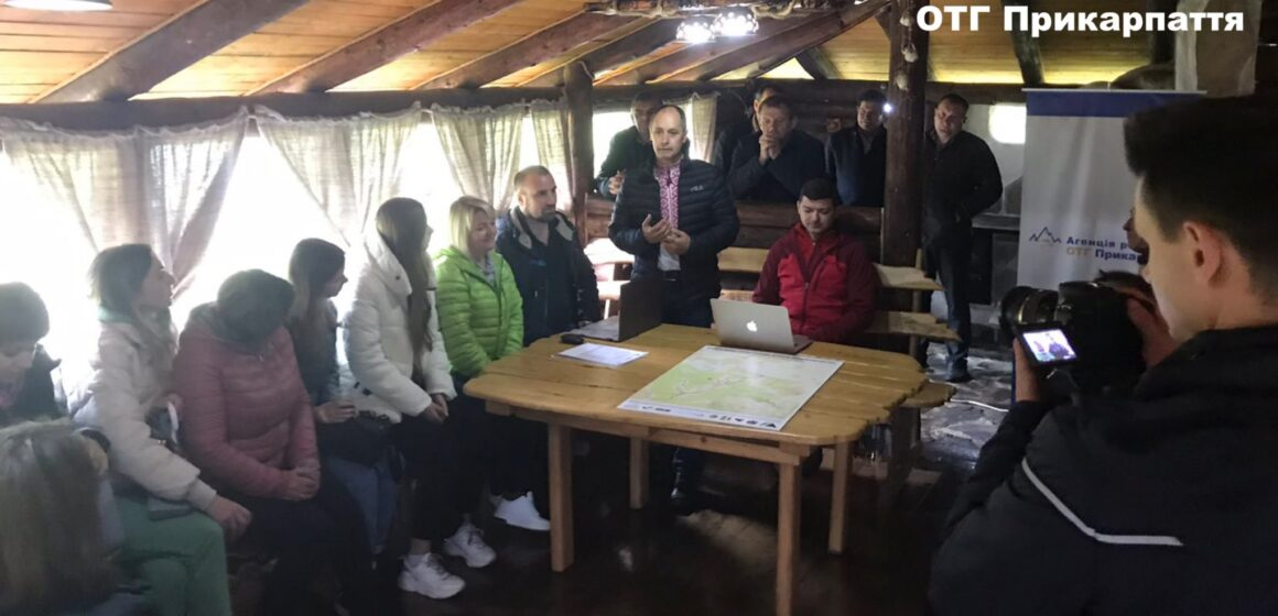 На Коломийщині триває реалізація проєкту зі створення лікувально-оздоровчого туризму