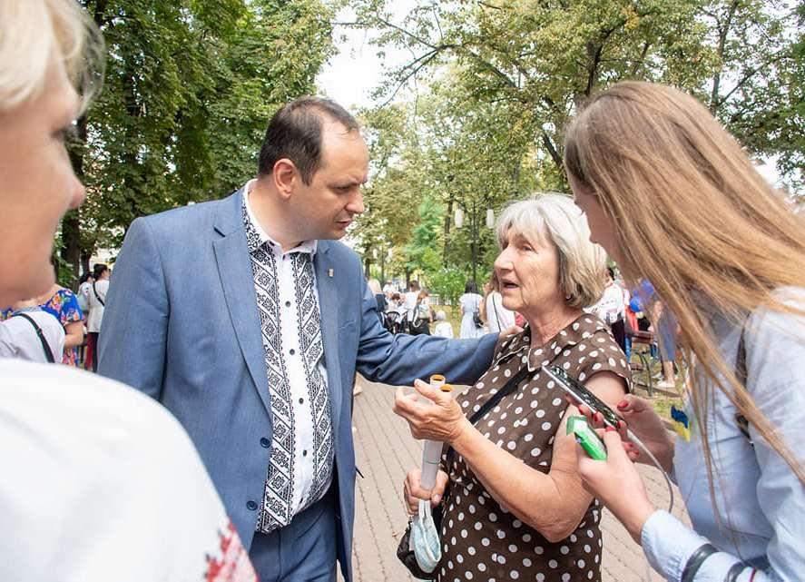 Руслан Марцінків: «Мені легше працювати, коли  я в курсі справ і безпосередньо спілкуюся з жителями міста»