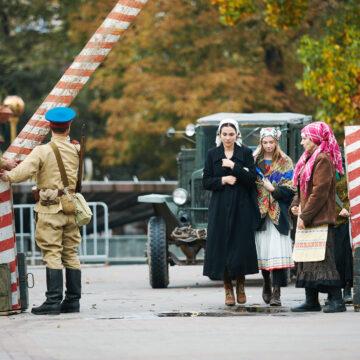 У обласному центрі показали процес депортації українців з історичних земель