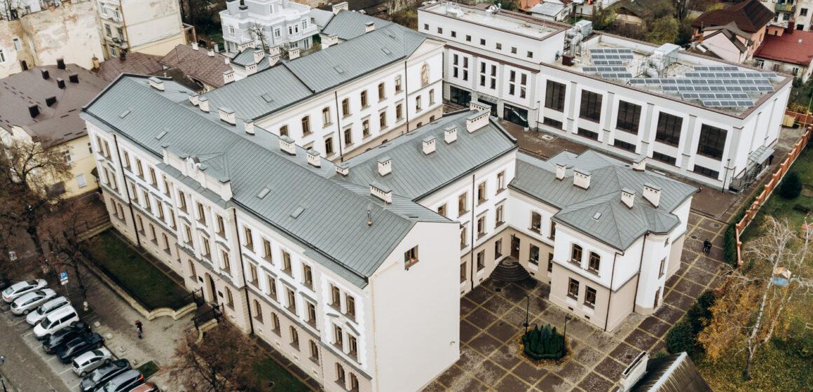 В Івано-Франківську готуються до відкриття нового корпусу Католицького ліцею