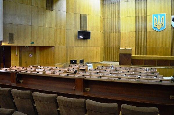 Перша сесія новообраної Івано-Франківської міської ради відбудеться 26 листопада