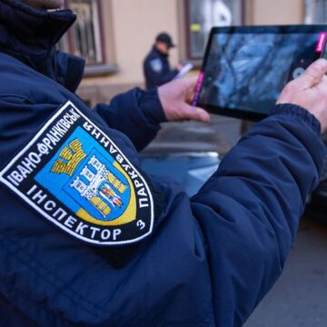 Понад сімсот тисяч сплатили за рік порушники паркування в Івано-Франківську