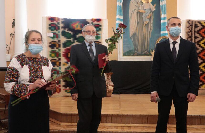 На Прикарпатті нагородили лауреатів обласної премії імені Параски Хоми