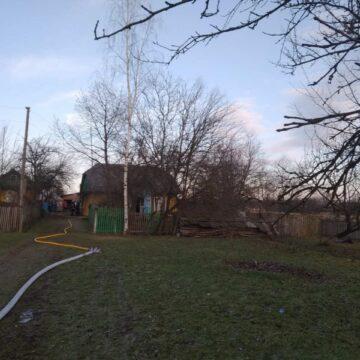 Чергова пожежа на Прикарпатті: тепер у Богородчанському районі