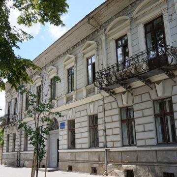 Ретро-новина: Українська купецька гімназія
