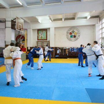 Тут виховують майбутніх чемпіонів: керівники області оцінили спортивний потенціал Надвірни та Ворохти (ФОТО)