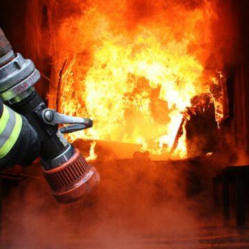 Три пожежі за добу: горіло у Надвірній та Косівському і Рогатинському районах