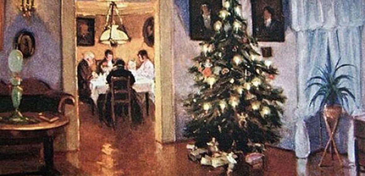 Спогади про Різдво у Станиславові