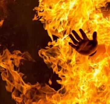Мешканка Косова намагалася спалити себе на власному подвір'ї