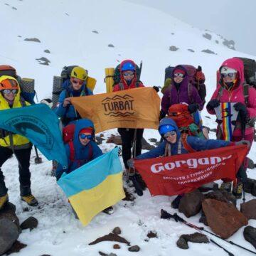 Альпіністка з Франківська підкорила найвищі вулкани Еквадору (ФОТО, ВІДЕО)