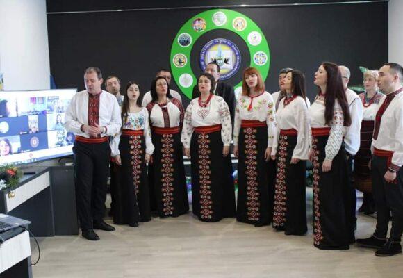 У Івано-Франківську заколядували на 15 країн (ФОТО)