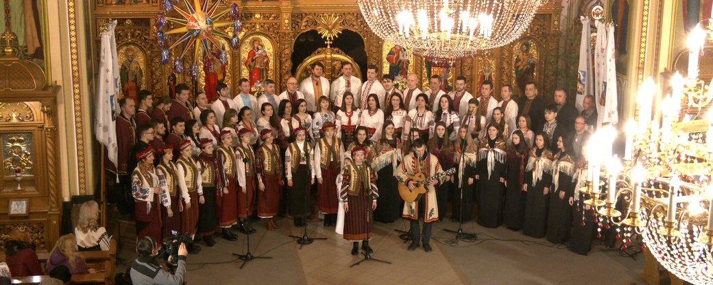 """Цьогорічний фестиваль """"Коляда на Майзлях"""" став найкоротшим за тривалістю (ФОТО)"""