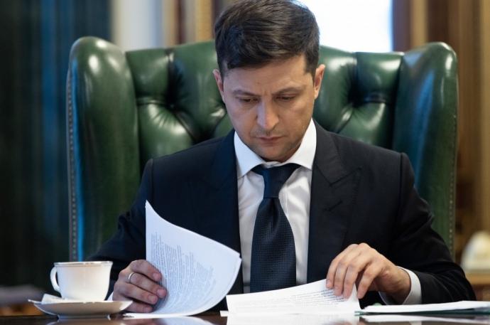 Зеленський доручив провести всеукраїнський аудит сумнівних «тарифних проєктів»
