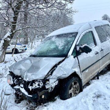 У поліції з'ясовують обставини смертельної аварії у Галицькому районі