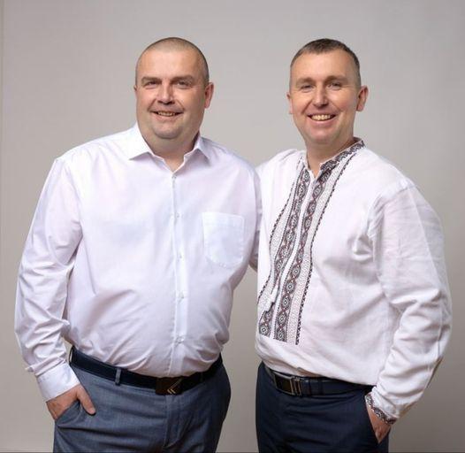 Братня солідарність: на голову Брошнів-Осадської громади балотується рідний брат Назарія Іваніва