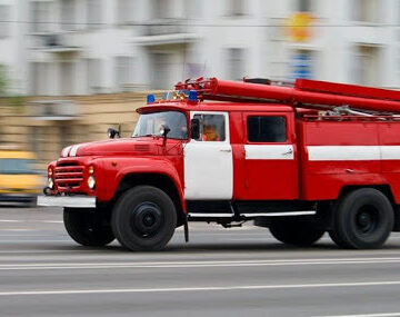 У останній день року на Прикарпатті трапились три пожежі