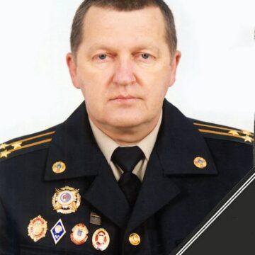Передчасно пішов з життя полковник ДСНС на Прикарпатті Роман Гамурак