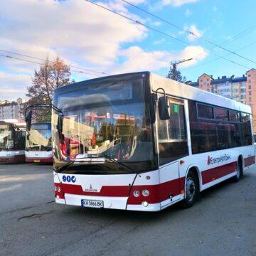 Транспорт Івано-Франківська переходить у режим спецперевезень