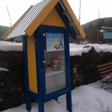 Мешканців Ворохти і Татарова закликають ділитися прочитаними книгами