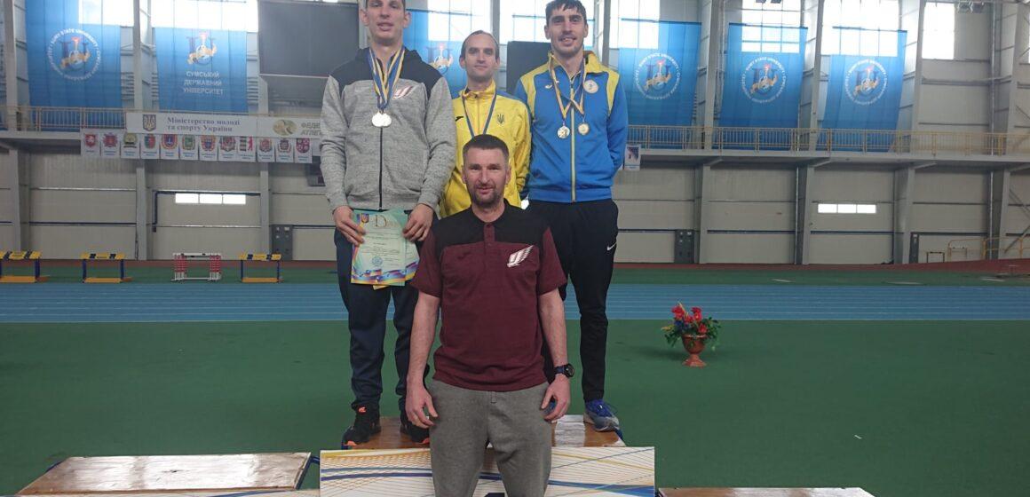 П'ять перемог та три других місця: підсумок виступів спортсменів-інвалідів із Прикарпаття на чемпіонаті України з легкої атлетики