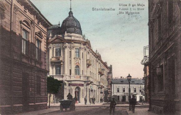 Посуд, скло і порцеляна у давньому Станиславові