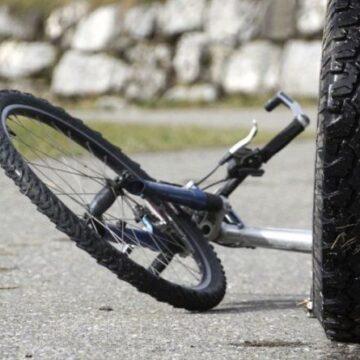 У Богородчанах велосипедист потрапив під колеса автомобіля