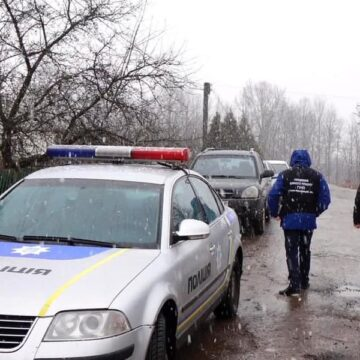 Прикарпатські поліцейські викрили серійного крадія