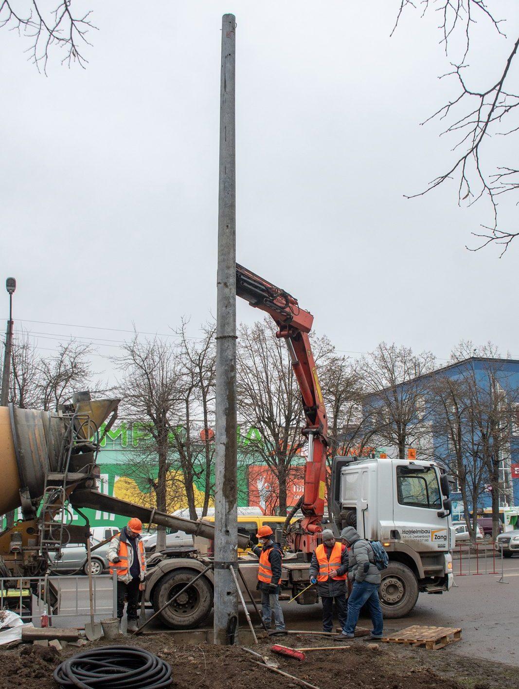 Руслан Марцінків: «Нова тролейбусна лінія стане ще одним великим кроком в модернізації транспортної мережі міста»