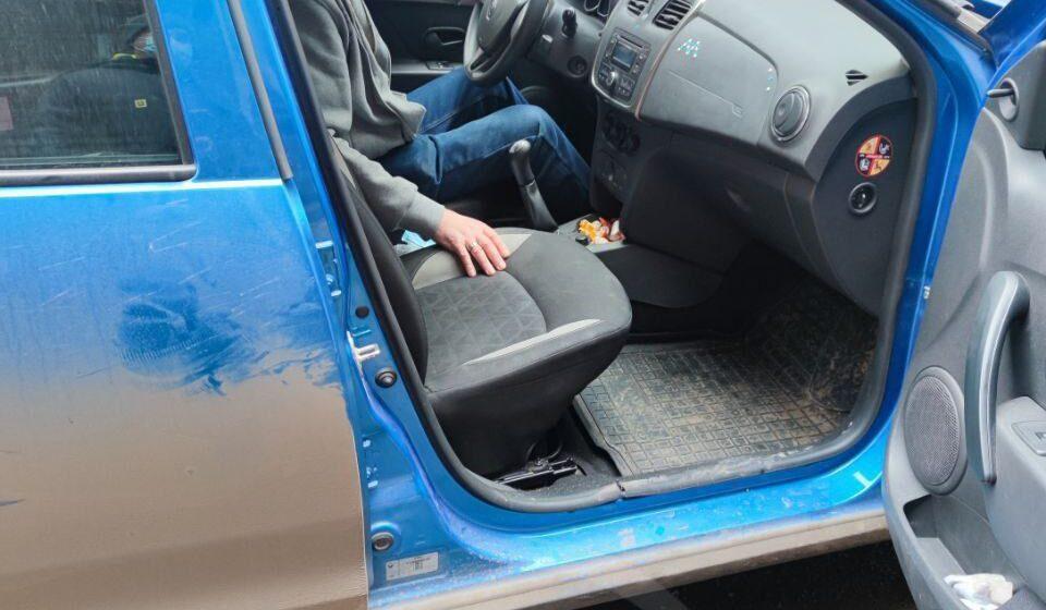 У Івано-Франківську п'яний водій збив пішохода  (ФОТОФАКТ)