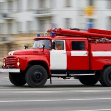 Прикарпатські вогнеборці ліквідували шість пожеж