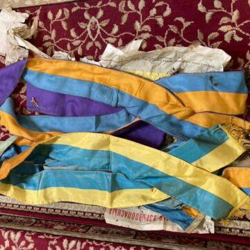 У храмі на Надвірнянщині виявили сенсаційну знахідку (ФОТО)